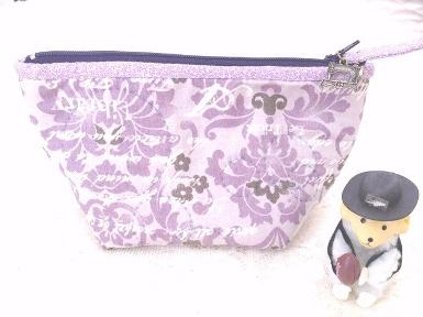 Purple Vintage Handbag