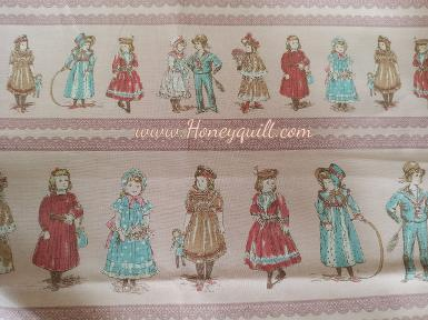 New arrival :Pink Victorian Yuwa JAPAN
